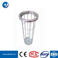 Quality Bottom for Filter Cages Dust Collector Filter Bag Cage with Venturi for sale