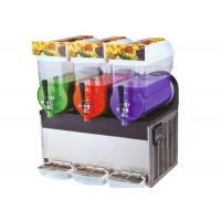 Quality Double Flavour And Three Flavour Margarita Slush Machine 15 liters With CE for sale