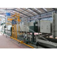 Quality Mesh Belt Furnace Brazing Equipment , High Speed Continuous Furnace Brazing Process for sale