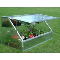 Quality perfect polypropylene cover cold frame greenhouse kits design HX64211P for sale