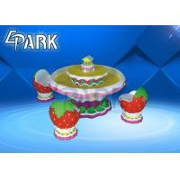 China Indoor Amusement Kids Coin Operated Game Machine / Sand Tables For Toddlers on sale