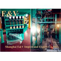 Quality High accuracy Copper Continuous Casting Machine / rod Making Machine for sale
