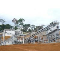 Quality High Efficiency Granite Production Line Quarry Stone Crusher For Urban Construction for sale