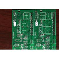 China Customized Size Printed Circuit Board  For Vehicle Navigation Insulating Resistance on sale