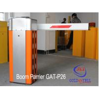 Buy cheap 240V Rising Arm Automatic Boom Barrier For One Exit Parking System product