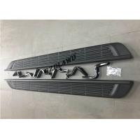 Quality 4x4 Auto Parts For  Ranger Side Step Bar Plastic Running Boards Ranger PX Wildtrak 2015 2016 for sale