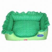 Quality Pet Bed with 2 Layers of Soy Based Memory Foam for sale