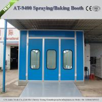 China AT-9400 Famous Paint Spray Booth Manufactuirer,Vehicle Spray Booth,China Car/ SUV Paint Bo on sale
