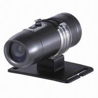 Quality New Arrival Sports Camera, 1,080-pixel HD with Waterproof and Wide View Angle Functions for sale