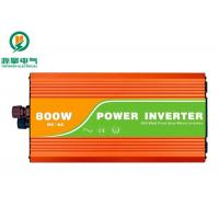 Buy OEM ODM High Frequency Pure Sine Wave Inverter With 2 Grounded AC Outlets at wholesale prices