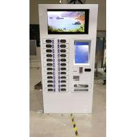 Buy cheap Multi functional Storage Cabinet Charging Vending Machine for Smart Phone, Interactive UI & Control Software Support product