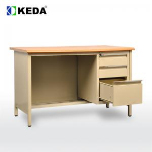 Quality 600mm Depth 750mm height Office Table Desk for sale