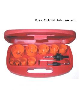 Quality JWT 13PCS HSS M3 Bi-Metal Hole Saw-professional manufacture for sale