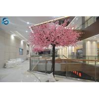 China Stereoscopic Artificial Flower Arrangements / Faux Blossom Trees Easy Maintain on sale