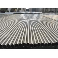 Quality Long Length 18000mm Seamless Titanium Tubing For Chemical Industry Field for sale