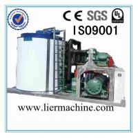 China Freshwater Flaked Flake Ice Machine For Chemical Projects , R507 1.5Ton/Daily on sale