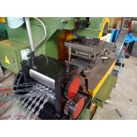 China Industrial Razor Blade Wire Making Machine , Wire Netting Machine Rotational Speed 100 R/Min on sale