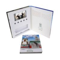 China High Definition LCD Video Greeting Card CE And RosH Certificated on sale