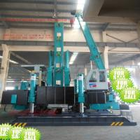 Quality Mini Hydraulic Pile Driving Machine , Pile Foundation Equipment OEM Service for sale