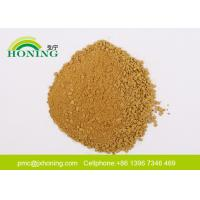 Buy Bakelite Moulding Powder In Yellow Color With Heat Resistance For Toaster Parts at wholesale prices