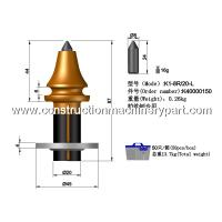 Buy cheap Long Service Life Concrete / Road Milling Bits Of Road Surface Profiling product