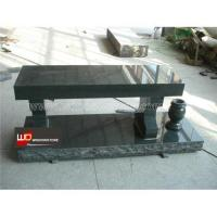 Buy cheap Granite Cremation Bench Monuments product