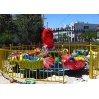 Quality Carp Fish Design Carousel Horse Ride For Them Park And Outdoor Playground for sale