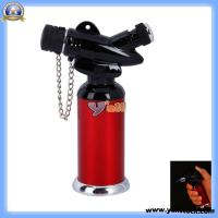 Stylish Refillable Butane Gas Jet Flame Torch Lighter (13006941)