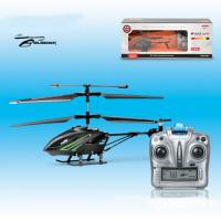 Quality S880 19CM New Product Black Wizard 3.5CH Alloy RC Helicopter For Sale With Gyro for sale