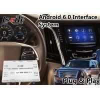 Quality Cadillac Escalade Android 6.0 Auto Interface Navigation System for CUE System 2014-2018 Plug and Play for sale