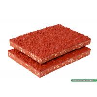 Quality Ventilate Rubber Athletics Track Material For Outdoor Playground 13 Mm Thickness for sale