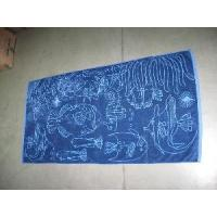 Buy cheap Yarn Dyed Jacquard Beach Towel from wholesalers
