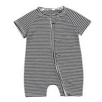 Quality Fashionable Baby Clothes Newborn Striped Romper Clothing For Infant Toddlers for sale