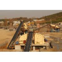 Quality High Crushing Rate Granite Production Line 30-800 Tph For Hard Rock for sale