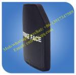 Quality NIJ level 4 bullet proof plate ceramic body armor plate uhmw polyethylene armor plate for sale