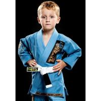 Quality Fashion Blue Brazilian Jiu jitsu kimono Martial Arts Suit Childrens Sportswear for sale