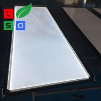 Buy cheap Aluminum Ultra Slim LED Snap Frame Light Box For Indoor Poster Display from wholesalers
