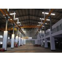 Buy cheap Factories / Material Stocks LH Electric Hoist Type Overhead Crane Double Girder from wholesalers