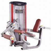 Quality Leg Extension Fitness Machine with TPV Handles for sale