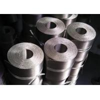Quality 316 Stainless Steel Conveyor Chain Belt Plastic Extruder Reverse Futch Weave for sale