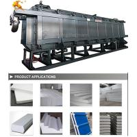 China 6M Structural EPS Polystyrene Foam Block Moulding Machine With Large Flow Cool Mode on sale