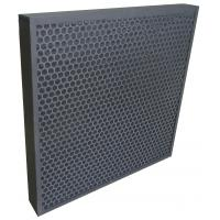 Quality Panel Type Carbon Air Filter Honeycomb Odor Exhaust Gas Removal for sale