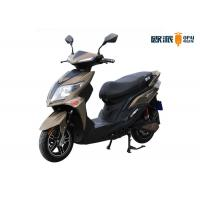 Quality GP500 wide tire 72V20AH Lead Acid 2000W Electric Moped Scooter New energy South America Favor Model for sale