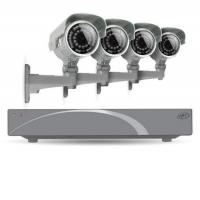 Quality 720P Waterproof Bullet IR IP Cameras With Motion Detection IR 20m for sale