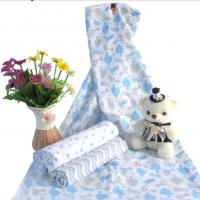 China Soft Textile Baby Swaddle Wrap Organic Baby Blanket Muslin Cotton Lightweight Baby Diaper on sale