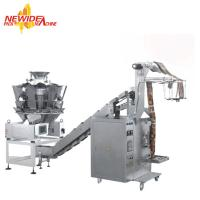 Quality Automatic Puffed Food Weighing Filling Pouch Packaging Machine Multifunction for sale