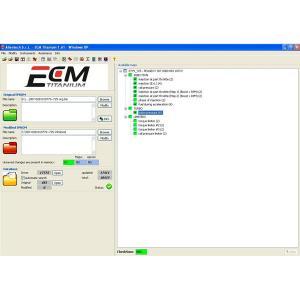Buy cheap Ecm Titanium V1.61 18475 Driver Automotive Diagnostic Software New Version For Cars / Trucks from wholesalers