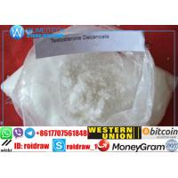 Testosterone Enanthate Steroid Fat Loss Testosterone Anabolic Steroid , CAS 5721-91-5 Test Deca Testosterone Decanoate