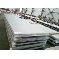 Quality Durable 2205 Duplex Stainless Steel Plate , Standard Astm Stainless Steel Plate for sale
