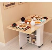 Buy cheap Multi Purposed Modern Furniture Table Foldable Wooden Breakfast Table product